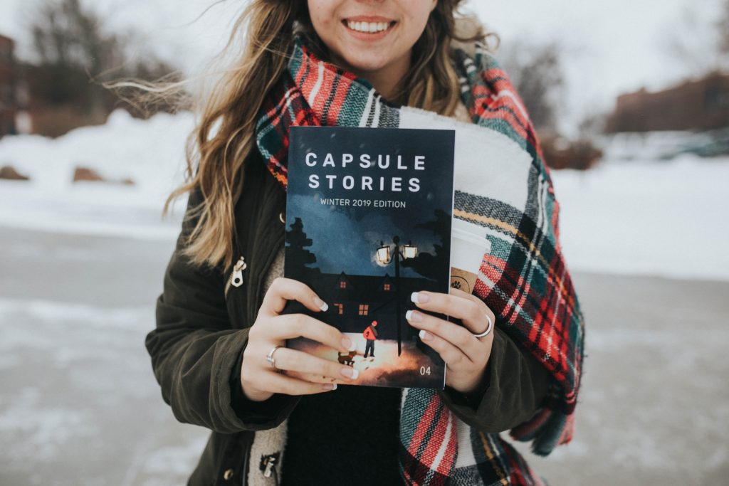 capsule stories winter 2019 edition