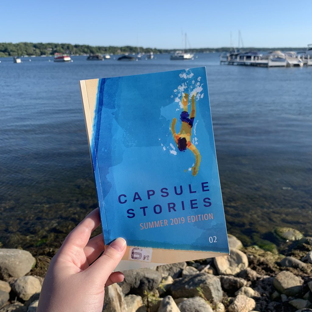 Capsule Stories Summer 2019 Edition