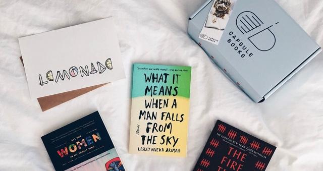 capsule books