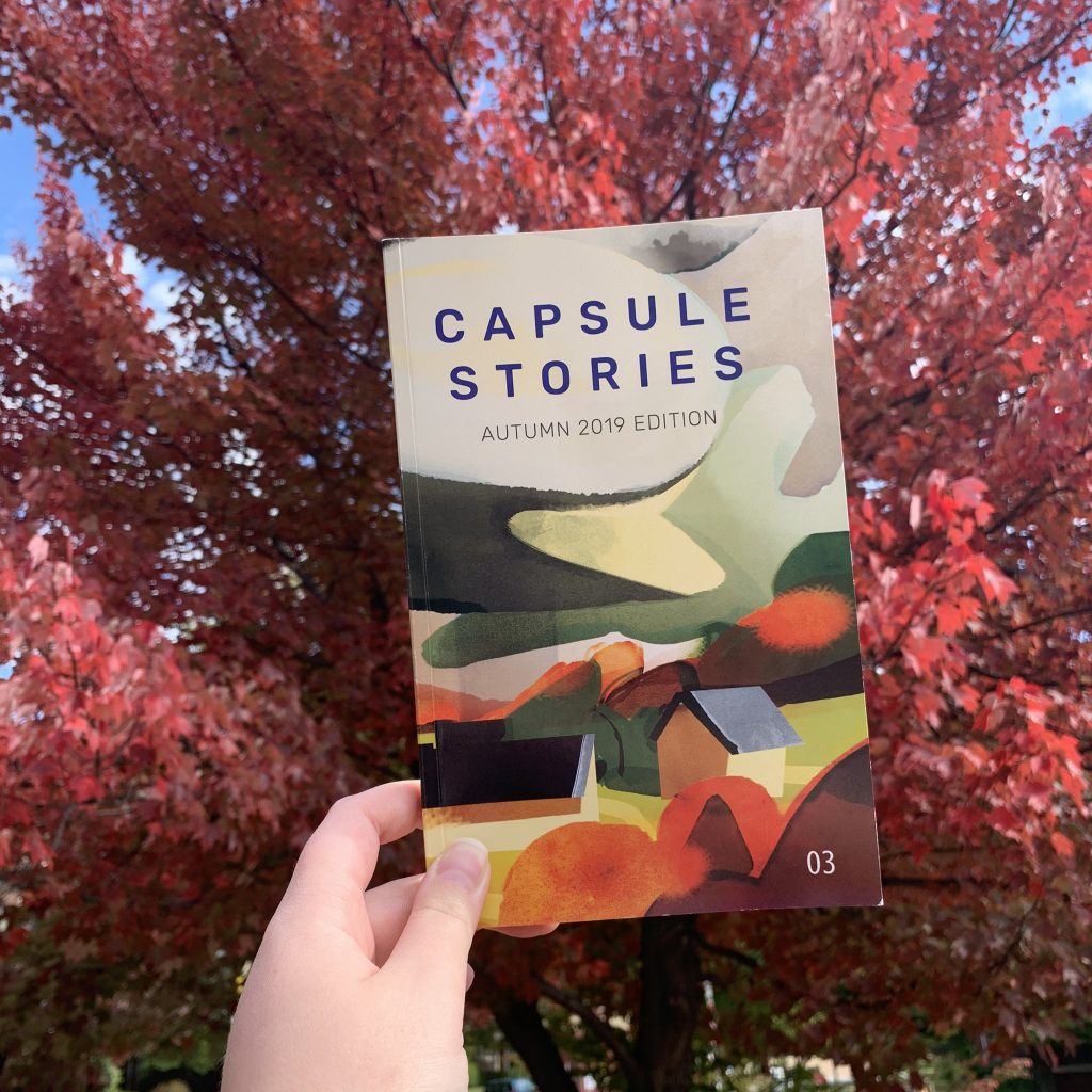 Capsule Stories Autumn 2019 Edition