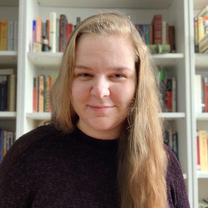 Carolina VonKampen, publisher and editor in chief of Capsule Stories