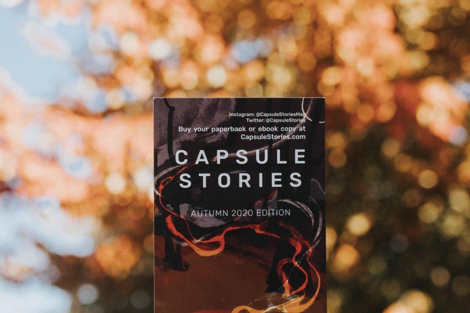 free postcard capsule stories autumn 2020 edition