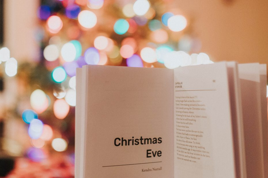 christmas eve by kendra nuttall