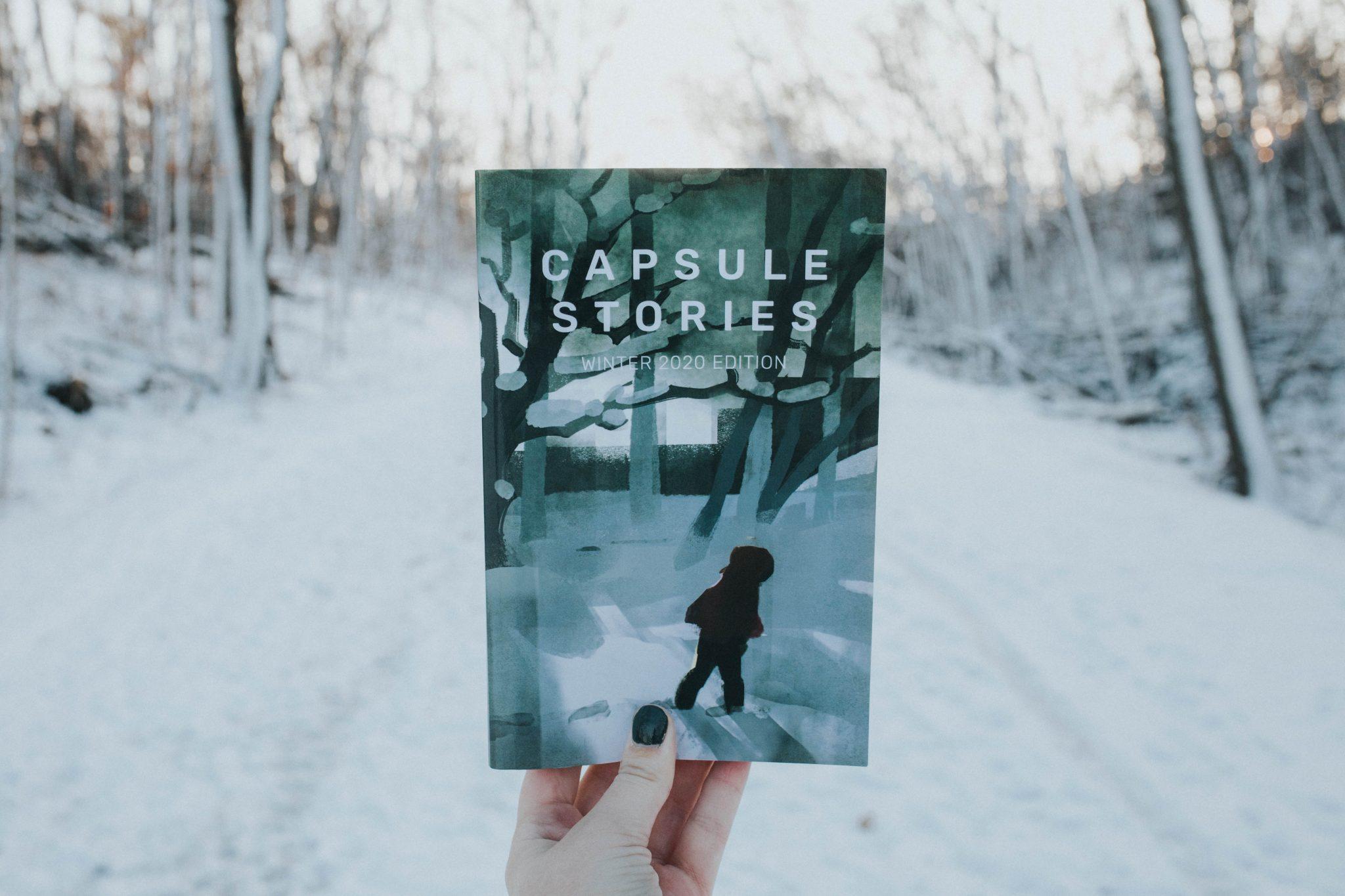 capsule stories winter 2020 edition bare bones