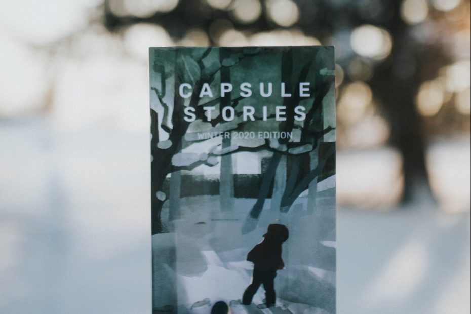 capsule stories winter 2020 edition