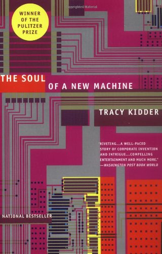 the soul of a new machine book cover